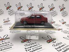 "Die Cast "" Dacia Supernova "" Legendary Cars Scale 1/43"