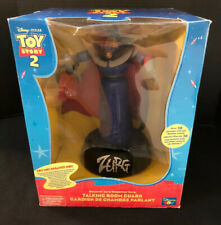 Disney Pixar Toy Story 2 Emperor Zurg Electronic Talking Room Guard Thinkway Toy