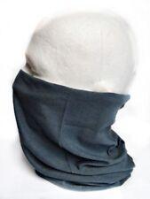 Bufanda de mujer de color principal gris