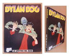 Dylan Dog 68, prima edizione originale, Lo spettro nel buio