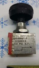 High Pressure Compressor Part Control Components Mv6004T-P Gaseous Liquid Valve