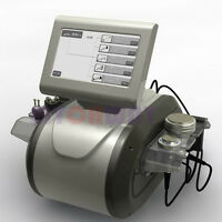 Radio Frequency Ultrasonic Cavitation Liposuction Machine Vacuum RF Multipolar h
