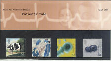 1999 GB, 'PATIENTS' TALE', Royal Mail Presentation Pack (No.296)