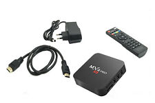 Android tv box wifi internet smart tv full hd 1080p 8gb 16gb mxq pro 4k