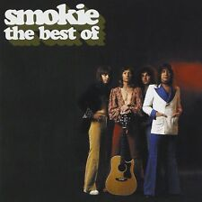 Smokie The Best Of CD UK Edition Featuring the original recording & Chris Norman