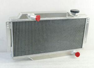 2 Row Aluminium Radiator For Triumph Spitfire MK3 MK4 1.3 1.5 1500 1964-1980 UK