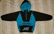 "Vintage Jacksonville Jaguars Jacket ""Half Cat"" Prototype Logo Youth S 1994"