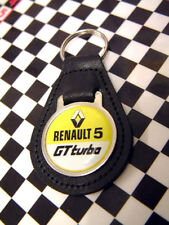 Renault 5 GT Turbo Keyring