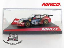 """NINCO 50241 - PORSCHE 911 GT3 """"TAISAN"""" #73 - NUEVO A ESTRENAR"""
