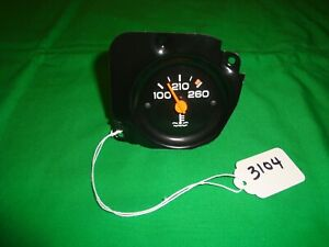 73-87 Chevy GMC Truck GM OEM Water Temp Temperature Instrument Gauge 81-87