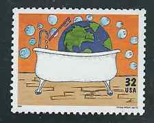 Scott #2951. 32 Cent.Earth Day.20 Stamps.Mnh