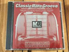 Mastercuts Classic Rare Groove Volume 1 CD Rare 12 Track Album