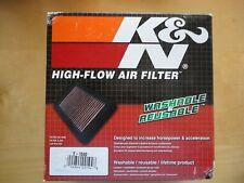 K&N E-1040 High Flow Replacement Air Filter  BNIB