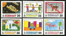 GUERNSEY - 2000 'STAMPIN' THE FUTURE' Set of 6 MNH SG851-856 [B1016]