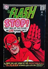 FLASH #163 VF+