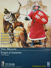Ignite 1:6 Scale Knight of Outremer Figure - Time Silhouette - CU-014