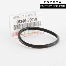 GENUINE TOYOTA TUNDRA 4RUNNER LEXUS LX470 GX470 THERMOSTAT GASKET OEM 1634650010