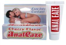 Cherry Anal Eaze Eze Ease Numbing Numb Cream Desensitizer Butt Sex Lube 0.5 oz