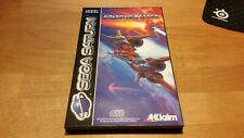 Galactic Attack Sega Saturn OVP