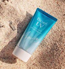 Biore Uv Aqua Rich Sunblock Cream from Japan Watery Essence SPF50+ PA+++ 50g