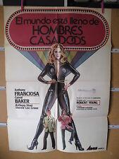 A1394   EL MUNDO ESTA LLENO DE HOMBRES CASADOS. ANTHONY FRANCIOSA, CARROL BAKER.