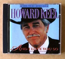 Howard Keel - And I Love You So (The Very Best Of), CD