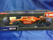 ROBBY GORDON HAND SIGNED Indy 500 Greenlight 1/18 LE Diecast 1/1002 SOLD OUT