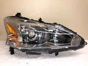 2013 2014 2015 nissan sentra xenon HID right headlight OEM Complete!