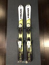 Kids skis 107cm HEAD supershape Team Children with Head adjustable Bindings.