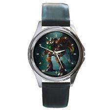 Aura Battler Dunbine ultimate Mecha Pilot Robot leather wrist watch