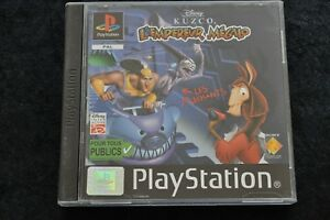 Disney Kuzco L'Empereur Megalo Playstation 1 PS1 Rental NEW Rare