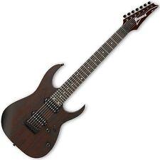 Ibanez RG7421 WNF RG Series 7-String Electric Guitar Walnut Flat Finish
