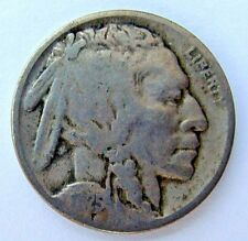 1925 BUFFALO NICKEL, NICE 4 DIGIT DATE COLLECTOR COIN, FREE SHIPPING