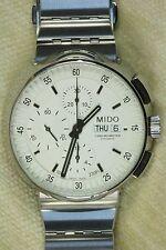 Reloj Pulsera Automático Cronógrafo MIDO Chronograph Automatic Wrist Watch