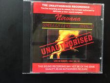 "Nirvana Smells Like..... (Vol. 1) Live ""Rare find"" Kurt Cobain Oz CD Oz Seller"