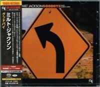 NEW CD / MILT JACKSON / GOODBYE / CTI / KING JAPAN SA-CD HYBRID KCTCD1007