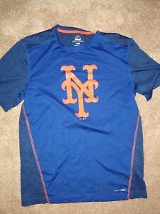 New York Mets Majestic Cool Base shirt Medium