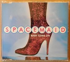Spacemaid - Baby Come On - Maxi-CD neu & OVP
