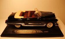 Cadillac coupé Deville 1949, 1/43, boîte ouverte rapportée
