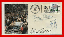 Apollo 11 ticker-tape parade collector envelope w original period stamp *OP1410