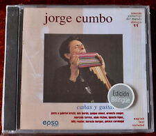 JORGE CUMBO CANAS Y GUITARRAS CD EPSA (1997) ARGENTINA PAN PIPES GUITAR SEALED