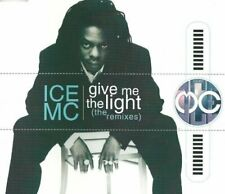 Ice MC Give me the light-The Remixes (1996) [Maxi-CD]