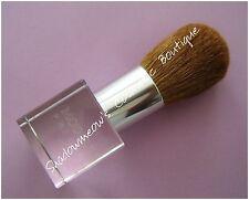 Models Prefer Hand Etched Crystal Kabuki Brush + Keepsake Box Free US Shipping