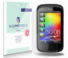 iLLumiShield Anti-Glare Matte Screen Protector 3x for HTC Explorer (A310e)