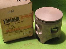 YAMAHA YZ80 1984-87 YAMAHA PISTON 0.50 MM 2ND OS. OEM # 39K-11636-00