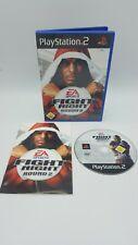 Fight Night Round 2 (Sony PlayStation 2, 2005, DVD-Box)