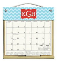 MONOGRAM CALENDAR FILLED WITH THE REST OF 2019, 2020 & AN ORDER FORM FOR 2020