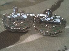 Gloucestershire Regiment Military Cufflinks