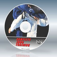 COMPLETE JUDO TRAINING RESOURCE DVD 4 HOURS SUPERB EXPERT INSTRUCTION  NEW