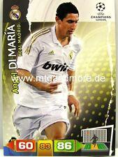 Adrenalyn XL Champions League 11/12 - Angel Di Maria